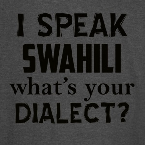 swahili dialect - Vintage Sport T-Shirt
