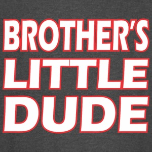 Brothers Little Dude - Vintage Sport T-Shirt