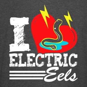 I LOVE ELECTRIC EELS SHIRT - Vintage Sport T-Shirt