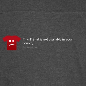 This T-Shirt is not available in your country - Vintage Sport T-Shirt