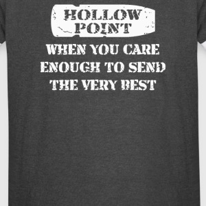 Hollow Point - Vintage Sport T-Shirt