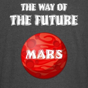 The Way of The Future Mars Space - Vintage Sport T-Shirt