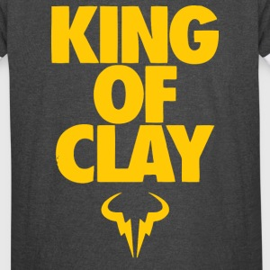 KING OF CLAY - Vintage Sport T-Shirt
