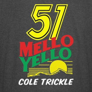 51 MELLO YELLO DAYS OF THUNDER TOM CRUISE - Vintage Sport T-Shirt