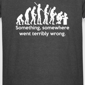 Somewhere Went Terribly - Vintage Sport T-Shirt