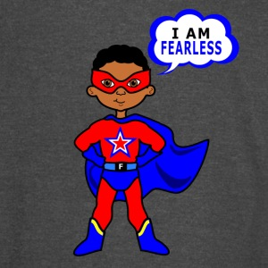 I Am Fearless - Vintage Sport T-Shirt