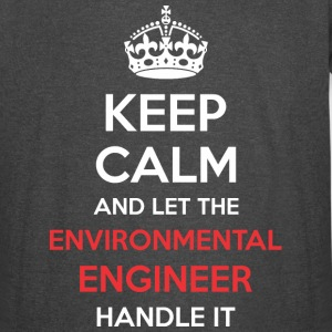 Keep Calm And Let Environmental Engineer Handle It - Vintage Sport T-Shirt