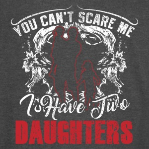 I have two daugherts! Children! Funny! - Vintage Sport T-Shirt