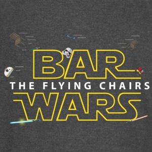 BAR WARS - Vintage Sport T-Shirt