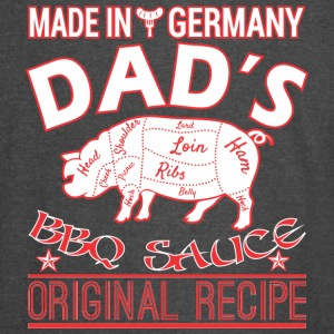 Made In Germany Dads BBQ Sauce Original Recipe - Vintage Sport T-Shirt
