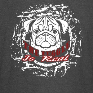 THE PUGGLE IS REAL SHIRT - Vintage Sport T-Shirt