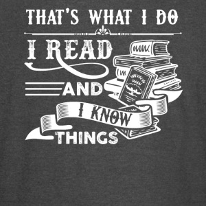 Read Books Shirt - Vintage Sport T-Shirt