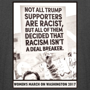 Women's March on Washington 2017-Trump Supporters - Vintage Sport T-Shirt