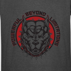 Powerful Beyond Limits - Vintage Sport T-Shirt
