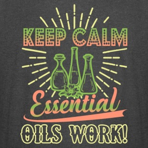 Essential Oil Work Shirts - Vintage Sport T-Shirt