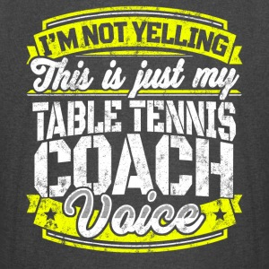 Funny Table Tennis coach Table Tennis Coach Voice - Vintage Sport T-Shirt