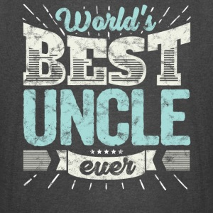 Cool family gift shirt: World's best uncle ever - Vintage Sport T-Shirt