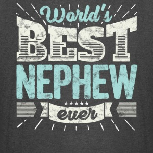 Cool family gift shirt: World's best nephew ever - Vintage Sport T-Shirt