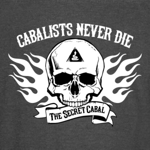 Cabalists Never Die - Vintage Sport T-Shirt