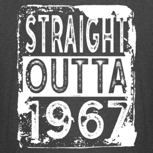 Funny 50th Birthday Gift: Straight Outta 1967 - Vintage Sport T-Shirt