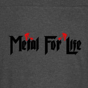Metal For Life number 1 - Vintage Sport T-Shirt