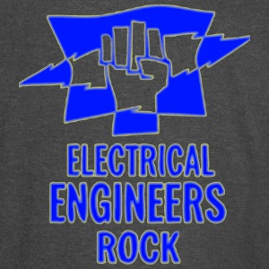 Electrical Engineers Rock - Vintage Sport T-Shirt