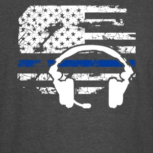 911 Dispatcher Flag Shirt - Vintage Sport T-Shirt
