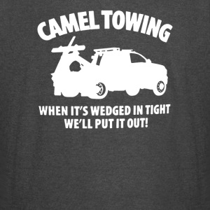 Camel Towing Wedgie Dirty Adult Joke Humorous - Vintage Sport T-Shirt