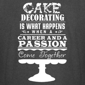 Cake Decorating Shirt - Vintage Sport T-Shirt