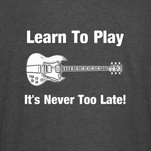 Learn to play guitar - Vintage Sport T-Shirt