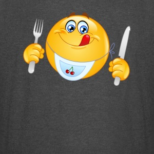 hungry icon - Vintage Sport T-Shirt