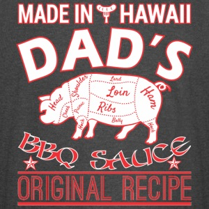 Made In Hawaii Dads BBQ Sauce Original Recipe - Vintage Sport T-Shirt