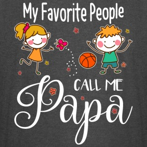 My Favorite People Call Me Papa T Shirt - Vintage Sport T-Shirt