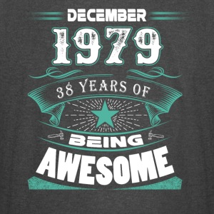 December 1979 - 38 years of being awesome - Vintage Sport T-Shirt