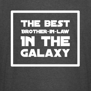 The best brother in law in the galaxy - Vintage Sport T-Shirt