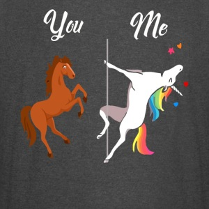 You and me Unicorn lover - Vintage Sport T-Shirt
