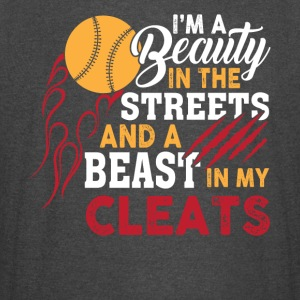 I'm A Beauty In The Streets T Shirt - Vintage Sport T-Shirt