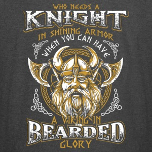 Bearded Glory Viking - Vintage Sport T-Shirt