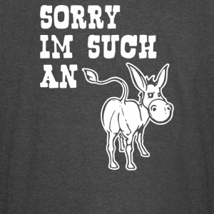 Sorry I'm Such An Ass - Vintage Sport T-Shirt