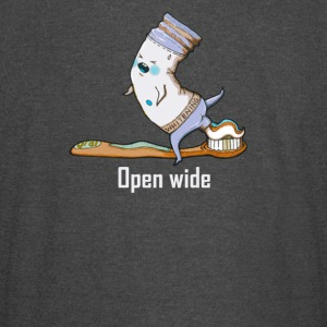 Open wide - Vintage Sport T-Shirt