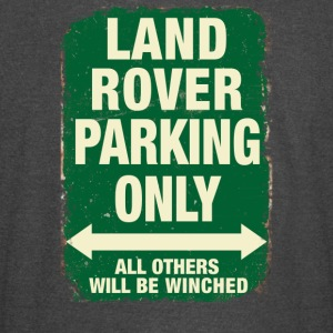 LAND ROVER PARKING ONLY - Vintage Sport T-Shirt