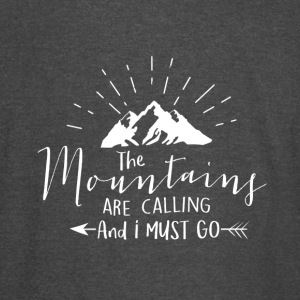 Mountains are calling - Vintage Sport T-Shirt