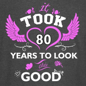 80 years and increasing in value - Vintage Sport T-Shirt