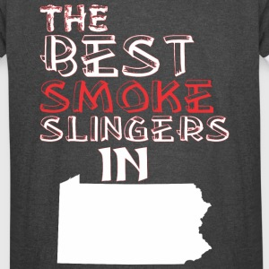 The Best Smoke Slingers In Pennsylvania Barbecue - Vintage Sport T-Shirt