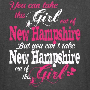 This Girl Love New Hampshire - Vintage Sport T-Shirt