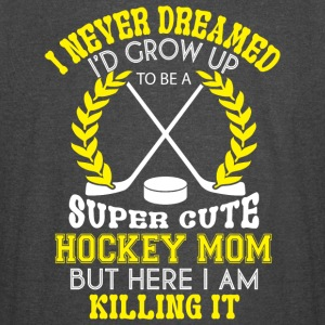 Hockey Mom T Shirt - Vintage Sport T-Shirt