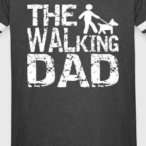 The Walking Dad - Vintage Sport T-Shirt
