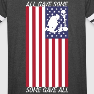 All Gave Some Some Gave All - Vintage Sport T-Shirt