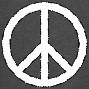 Peace abstract - Vintage Sport T-Shirt