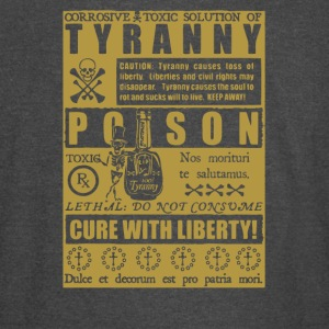 Corrosive Toxic Solution of Tyranny - Vintage Sport T-Shirt